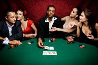 Beim Poker ist Aggressivität alles