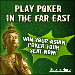 Asian Poker Tour in Manila