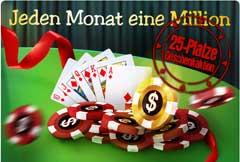 Spiele Poker bei Party Poker eCogra