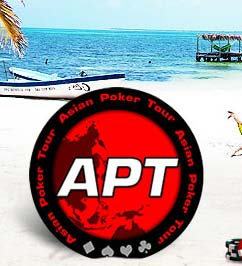 Asian Poker Tour in Manila
