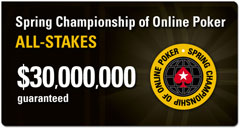 Spring Championchip of Online Poker (SCOOP)