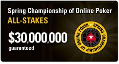 Spring Championchip of Online Poker (SCOOP)