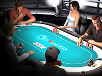 PKr Poker Table