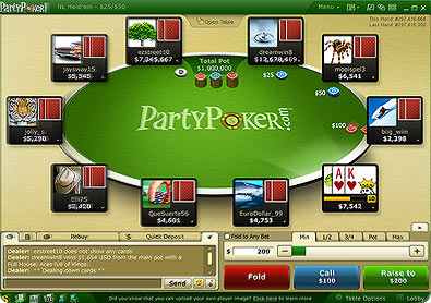 partypoker deutsche version