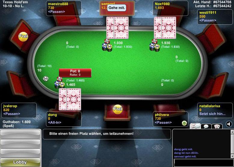 stargames poker download