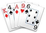 Poquer777.com - Manos del Poker - High card