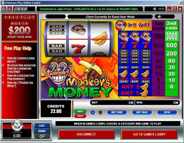 Platinum Play Casino En Linea