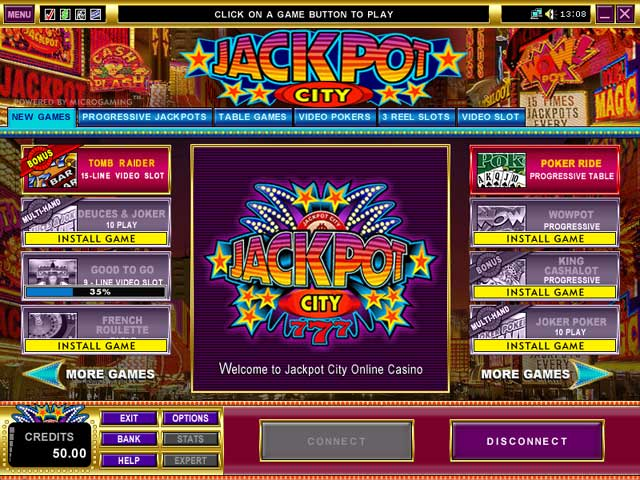 Casino En Ligne Jackpot City