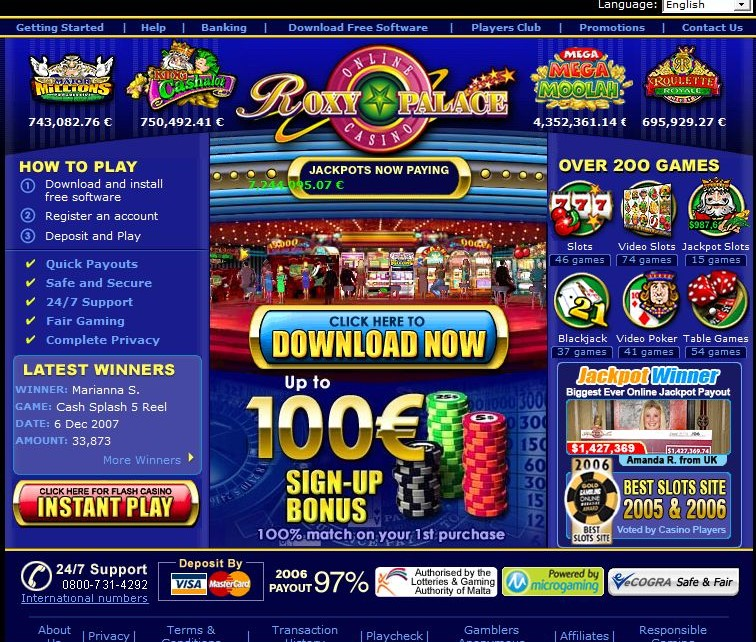Platinum Play Casino Linea