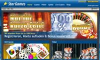 Casino Spiele bei Spin Palace Casino